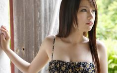 Sweet charming girl HD photography wallpaper 7 - Chinese Girls