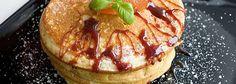 Wpis na blogu Ihop Pancakes, Baked Potato, Camembert Cheese, Breakfast Recipes, Food Porn, Pierogi, Cooking Recipes, Baking, Ethnic Recipes