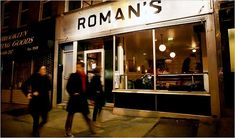 Roman's in Fort Greene, Raoul's in SoHo - NYTimes.com