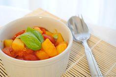 GNOCCHI DI PATATE AL POMODORO FRESCO http://chebloginpentola.altervista.org/gnocchi-patate-pomodoro-fresco