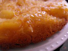 Bisquick Upside Down Pineapple Cake!