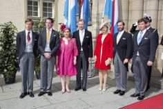 Luxembourg - National Day - 2014