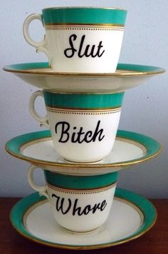 Haha, a must have for tea time