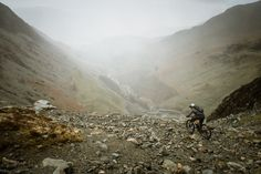 The English Lake District - A guided ride through Nan Bield Pass and Helvellyn || Field Test by Mission Workshop