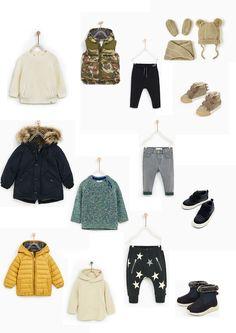 baby boy, winter, zara