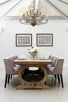 Chelsea Park Gardens | London | SW3 Dining Room | A.LONDON by Accouter