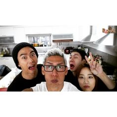 Silly taec and jackson..hihi