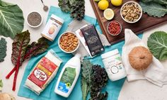Thrive Market membership grants access to discounted organic products; more than 4,000, from more than 400 brands; searchable online