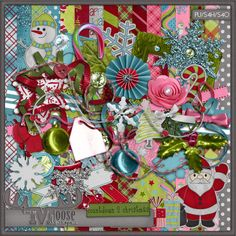 Countdown To Christmas: The Page Kit