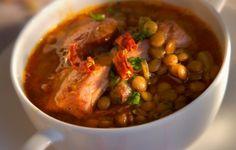 Caldos, sopas y platos de cuchara para entrar en calor este invierno - http://www.conmuchagula.com/2013/01/18/caldos-sopas-y-platos-de-cuchara-para-entrar-en-calor-este-invierno/