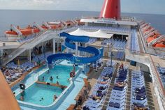 Carnival Cruise pool: Sooo coming true!! Can't wait :-)