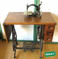 Willcox & Gibbs Sewing Machine Co. on Pinterest   Sewing Machines ...