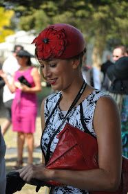 Racing Fashion: Fashions on the Field at Mornington 2013