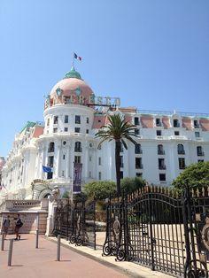 Hotel Negresco, Nice  #LeNegresco