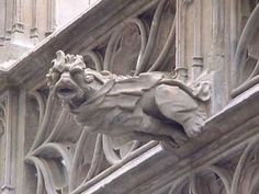 These 25 epic gargoyles from around the world are examples of fantastic creatures from the out of the box imagination of sculptors and architects.