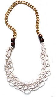 Use Your Fingers to Make This Macrame Necklace! - The Beading Gem's Journal