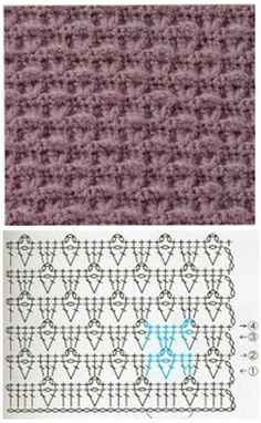 Crochet Tablecloth Pattern, Crochet Snowflake Pattern, Crochet Snowflakes, Crochet Squares, Crochet Stitches Chart, Crochet Stitches For Beginners, Crochet Diagram, Free Crochet, Loom Knitting