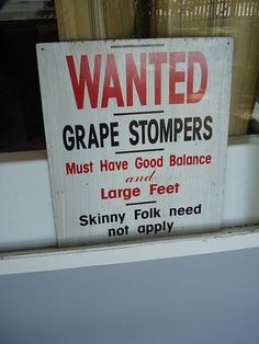 Wait until weight is a protected class. What would the world come to if we allowed skinny people to stomp grapes! (scheduled via http://www.tailwindapp.com?utm_source=pinterest&utm_medium=twpin&utm_content=post110936973&utm_campaign=scheduler_attribution)
