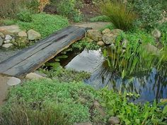 Lovely Backyard Ponds and Water Garden Landscaping Ideas – diy garden landscaping Backyard Water Feature, Ponds Backyard, Backyard Waterfalls, Garden Ponds, Koi Ponds, Backyard Ideas, Pond Landscaping, Landscaping With Rocks, Natural Pond
