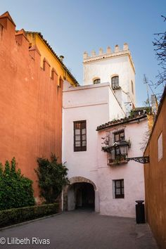 Travel Around The World, Around The Worlds, Sevilla Spain, Old Abandoned Houses, Drawing Architecture, Seville, Euro, Spanish, Castle