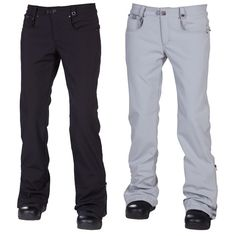686 Women's Secret Softshell Pant - Snowboarding Pants