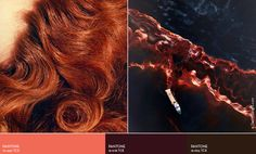 COLOR FORECAST: S/S 2014--by The Ultra Bright. One of the yummiest color stories of the season – Caramel Lust, reflects our newfound interest in all things unusual. Something as commonplace as redheads is inspiring us to look at what's around us with new eyes. The natural and the man-made have a completely new relationship – one that is hard to identify the origins of.