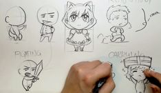 """My Patreon page: https://www.patreon.com/mistiqarts You can get """"Manga Crash course"""" BOOK at *Amazon: http://www.amazon.com/Manga-Crash-Course-Drawing-Charac..."""