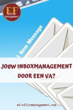 Jouw inboxmanagement door een virtual assistant?   EF Office Management