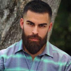 Beard Styles For Men, Hair And Beard Styles, Hair Styles, Hairy Men, Bearded Men, Beard Barber, Men Beard, Beard Images, Beard Head