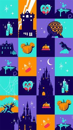 Blog Wallpaper, Iphone Wallpaper Fall, Apple Watch Wallpaper, Disney Phone Wallpaper, Holiday Wallpaper, Halloween Wallpaper Iphone, Halloween Backgrounds, Disney Halloween, Happy Halloween