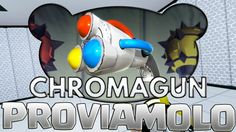CHROMAGUN Gameplay ITA [Early Access / PC] [Proviamolo]
