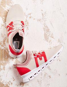 Turnschuhe Frauen Stretch Stoff Socken Turnschuhe Casual Flying Schuhe Laufen