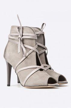 Čižmy a členkové topánky Členkové topánky  - Carinii - Čižmy by Maja Sablewska