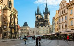 11. Prague, Czech Republic | Our readers anointed some of the Continent's greatest cultural capitals — places rich in art, history, architecture, and food — as their favorite places to visit.