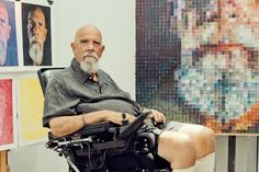 Chuck Close Is Out at the National Gallery of Art. Is Picasso Next?