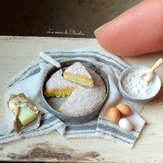 2017..12 Miniature Preparing Cake ♡ ♡ By  Le Mini Di Claudia