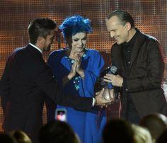 Los Grammy latinos nombran 'Persona del Año' a Miguel Bosé