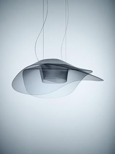 Fly-fly lamp by Ludovica and Roberto Palomba, aka ps+a, for Foscarini.