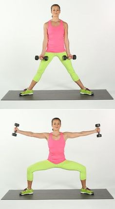 17 moves to terrifically tone your inner thighs