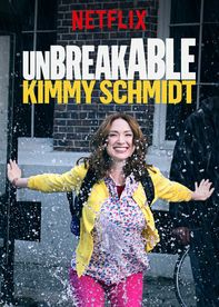 Rent Unbreakable Kimmy Schmidt starring Ellie Kemper and Jane Krakowski on DVD and Blu-ray. Get unlimited DVD Movies & TV Shows delivered to your door with no late fees, ever. One month free trial! Movies And Series, Netflix Series, Movies And Tv Shows, Tv Series, Comedy Series, Ellie Kemper, Gillian Anderson, Great Tv Shows, New Shows