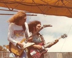 Allen Collins, Gary Rossington                                                                                                                                                                                 Mehr
