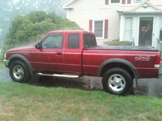 2000 Ford Ranger I had, I liked this truck