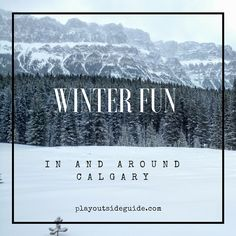 Falling for Winter : Play Outside Guide
