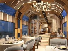 Japan's New Shiki-Shima Luxury Train Is Already Sold Out Until 2018
