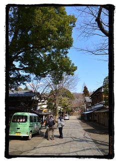 深大寺 門前  kurosuke ishogaki