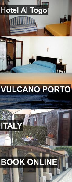 Hotel Hotel Al Togo in Vulcano Porto, Italy. For more information, photos, reviews and best prices please follow the link. #Italy #VulcanoPorto #HotelAlTogo #hotel #travel #vacation
