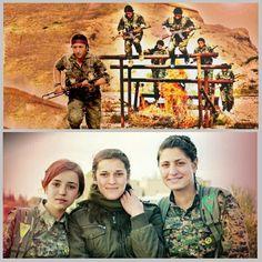The Warriors Are Winning. #Kurds #Kurdish #Kurdistan #ISIS #ISIL #PKK #Peshmerga #YPG #YPJ #Kobane #TwitterKurds