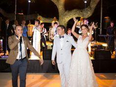 La boda de Lucía y Camilo: ¡un amor vallenato!