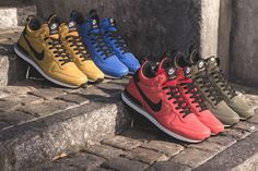 """Nike Internationalist Mid """"Reflective"""" Pack (Detailed Pictures)"""