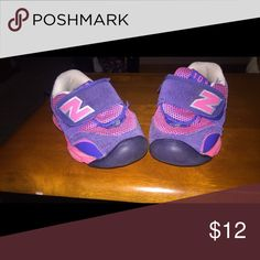 Girls new balance Purple pink good condition New Balance Shoes Sneakers